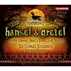 Hansel and Gretel.  Click Here for Sound Samples