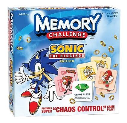 Sonic the Hedgehog Memory