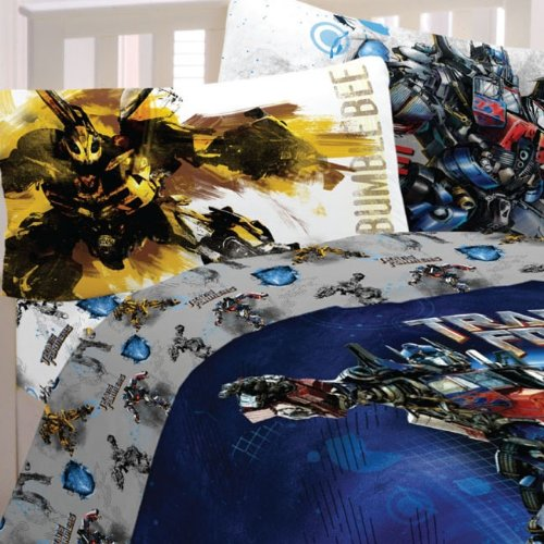 Transformers Armada Twin Bedding Set