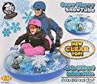 Uncle Bob's 48 Circuit Snow Flurry SnowTube - New Clear Top