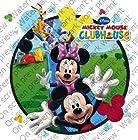 1/4 Sheet ~ Mickey Mouse Clubhouse Fun ~ Edible Image Cake/Cupcake Topper!!!