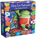 Claire Freedman Aliens Love Underpants Bookno