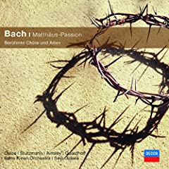 "St. Matthew Passion, BWV 244 - Part Two - No.39 Aria (Alto): ""Erbarme dich"""