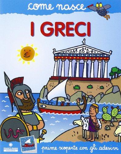 I greci Con adesivi PDF