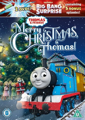 Thomas & Friends: Merry Christmas, Thomas! [DVD]