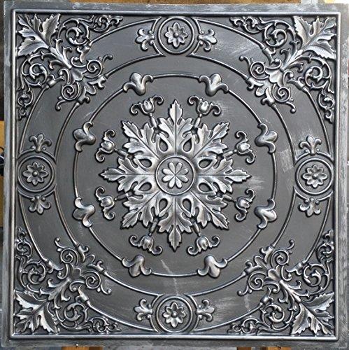 PL18 imitation en dalles de plafond en étain antique Café pub shop Panneaux muraux de décoration 10pieces/lot