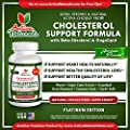 Activa Naturals Cholesterol Health Supplement with Amazing Natural Herbs