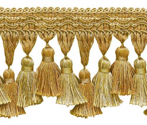 Antique gold 3 3/4