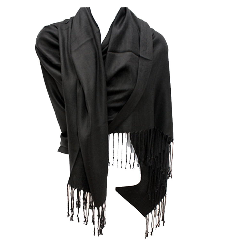 Nepal Massiv Zwei Lagen warme weiche Pashmina Schal-Schal-Verpackung von Silber Fever® Marke online bestellen