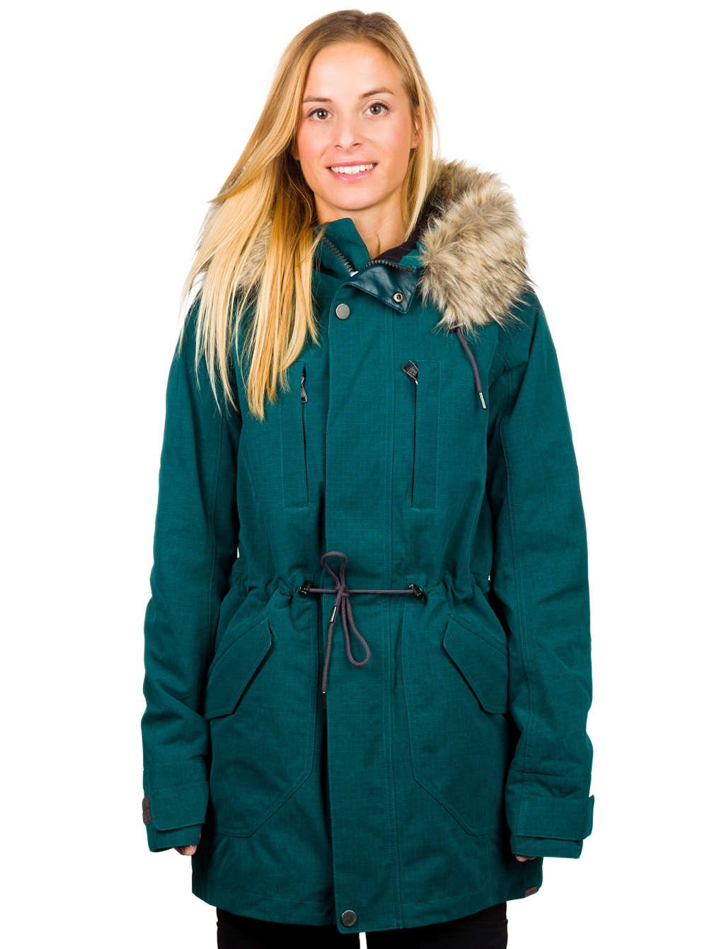 Burton Jacken Arya Trench