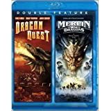 Dragonquest/Merlin and the War of the Dragons [Blu-ray]