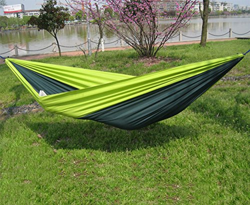 Raku 2 Person Portable hammock holding up to 600lbs Outdoor Travel ...
