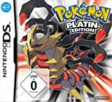 Video Games - Pok�mon Platin - Edition - [Nintendo DS]