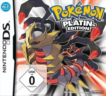 Nintendo DS Pokemon Platinum Version