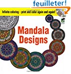 Infinite Coloring Mandala Designs: Gr...