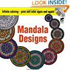 Infinite Coloring Mandala Designs CD...