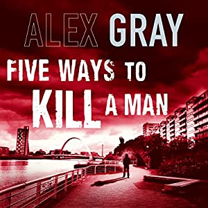 Five Ways to Kill a Man Audiobook