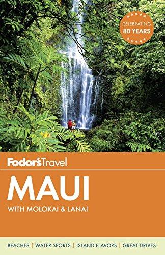 free maui travel guide book
