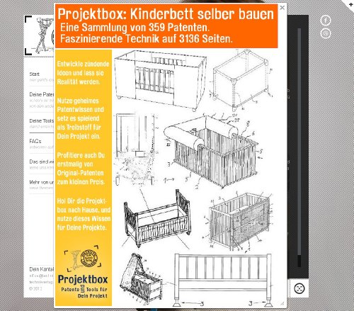 kinderbett selber bauen deine projektbox inkl 359 original patenten bringt dich mit spa ans ziel. Black Bedroom Furniture Sets. Home Design Ideas