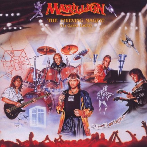 Marillion - The Thieving Magpie (La Gazza Ladra) (Live) - Zortam Music