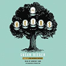The Heirs: A Novel Audiobook by Susan Rieger Narrated by Kimberly Farr