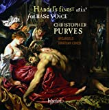 Handel's Finest Arias for Bass Voice
