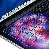 Macbook Air 13 【 米国モデル 】 GMYLE 銀河パターン キーボード デカール スキン ステッカー