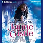 The Lost Night (       UNABRIDGED) by Jayne Castle Narrated by Joyce Bean
