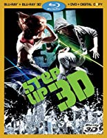 Step Up 3 (Blu-ray 3D + Blu-ray + DVD + Digital Copy) by Touchstone Pictures