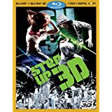 Step Up 3 – Three-Disc Combo: Blu-ray 3D/Blu-ray/DVD/Digital Copy – $9.99!