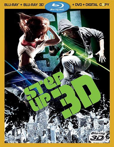 Blu-ray 3D : Step Up 3 [3d] [ws] [3d Blu-ray/ 2d Blu-ray/ Dvd/ Digital Copy Combo] (With DVD, With Blu-Ray, O-Card Packaging, 3 Dimensional, Subtitled)