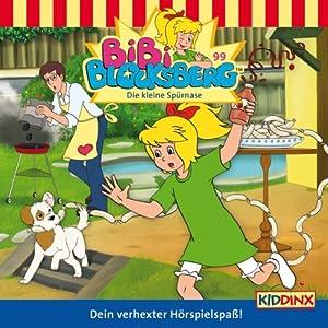 Die kleine Spürnase (Bibi Blocksberg 99) Hörspiel