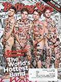 Rolling Stone Magazine January 14, 2016 5 Seconds of Summer