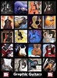 img - for Mel Bay's Graphic Guitars Poster book / textbook / text book