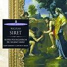 Siret - Suites pour clavecin du second livre