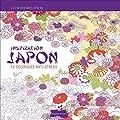 Inspiration Japon, 70 coloriages anti-stress