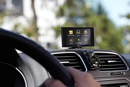 Parrot ASTEROID Mini In-Car Hands-Free Multimedia System