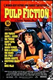 Decor Moyers Custom Poster Nice Bedroom Decor Fashion Classic Movie Pulp Fiction