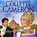 Wagers Gone Awry: Conundrums of the Misses Culpepper, Book 1 Audiobook by Collette Cameron Narrated by Stevie Zimmerman