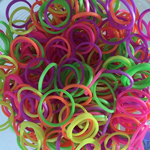 Neon Themed Silicone Bands