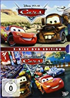 Cars 1 + Cars 2 (2 Disc) [Import allemand]