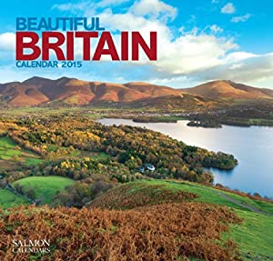 Beautiful Britain Large Wall Calendar 2015