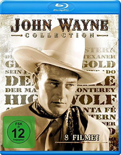 John Wayne (Blu-ray Collection)