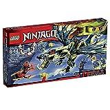 LEGO Ninjago 70736 Attack of the Morro Dragon Building Kit [並行輸入品]