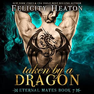 Taken by a Dragon Audiobook