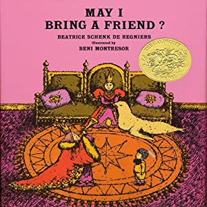 May I Bring a Friend? Audiobook