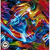 Hydrographic Film - Water Transfer Printing - Hydro Dipping (1163) (Color: 1163)