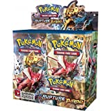 Display de 36 boosters Pokémon xy rupture turbo Version française