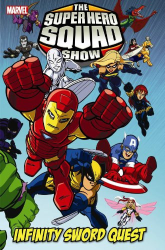 Marvel Super Hero Squad: Infinity Sword Quest
