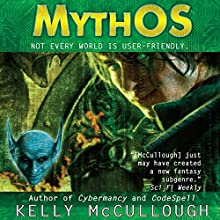MythOS: Ravirn, Book 4 (       UNABRIDGED) by Kelly McCullough Narrated by Vikas Adam